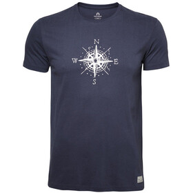 North Bend College - T-shirt manches courtes Homme - bleu
